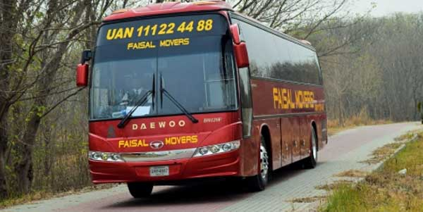 Faisal-Movers-bus