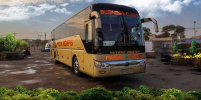faisal movers bus