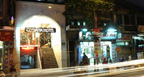 hanoi hotel halal food