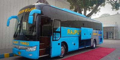 rajput travels