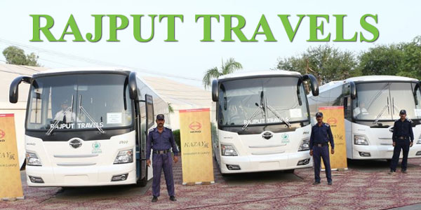 rajput-travels-bus