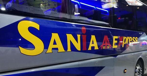 Sania Express Bus