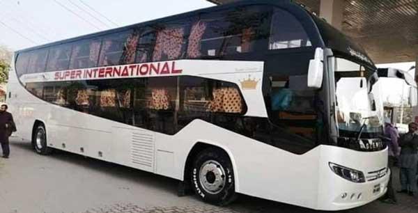 Karachi to Quetta Bus