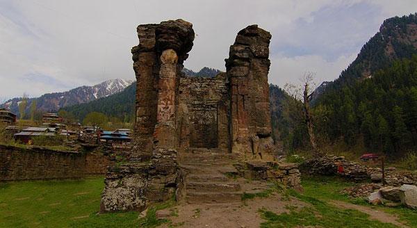 Sharda historical sites