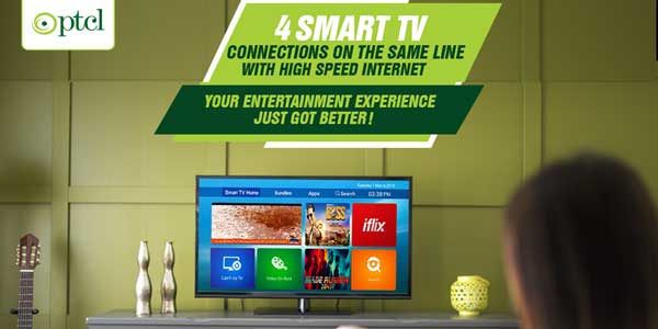 PTCL Smart TV Device