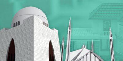 Mazar e quaid, Faisal Masjid