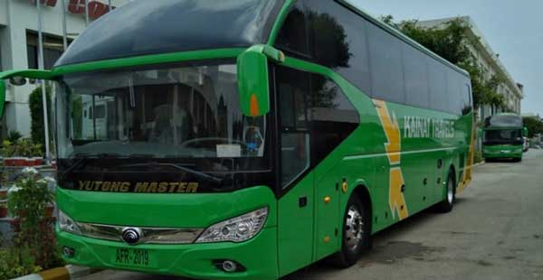 kainat travels buses
