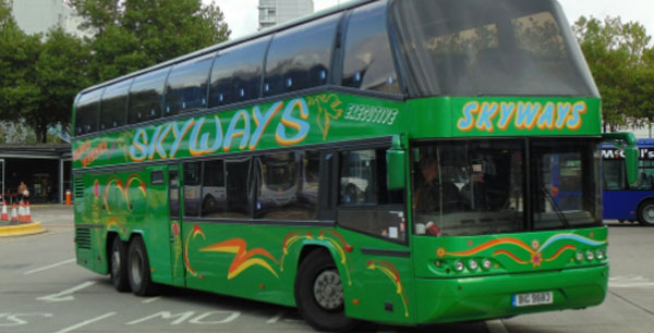 Skyways bus
