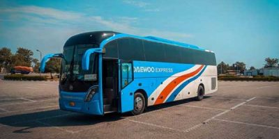 daewoo express bus