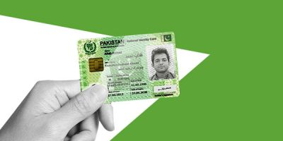 NADRA Smart Card Fee